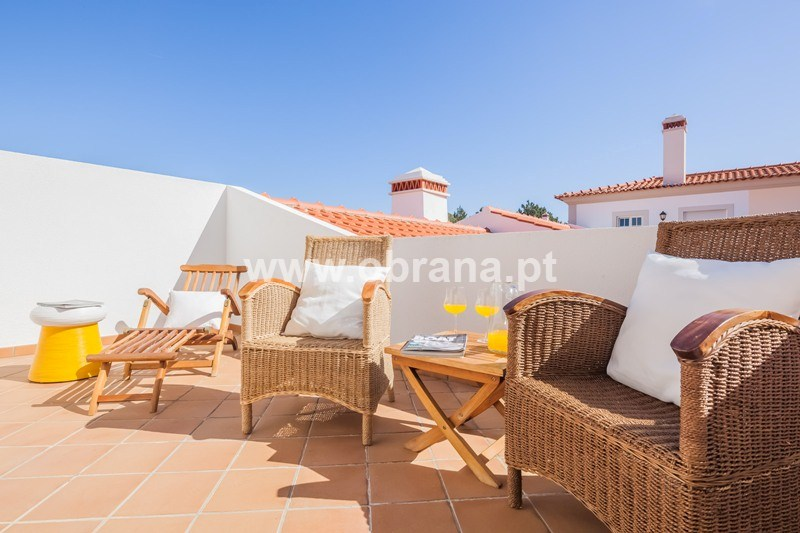 VILA DOS PRINCIPES PRAIA DEL REY HOLIDAY RENTAL | 3 BEDROOMS, SLEEPS 6 | WIFI  | HEATED POOL | LONG TERM RENTAL |