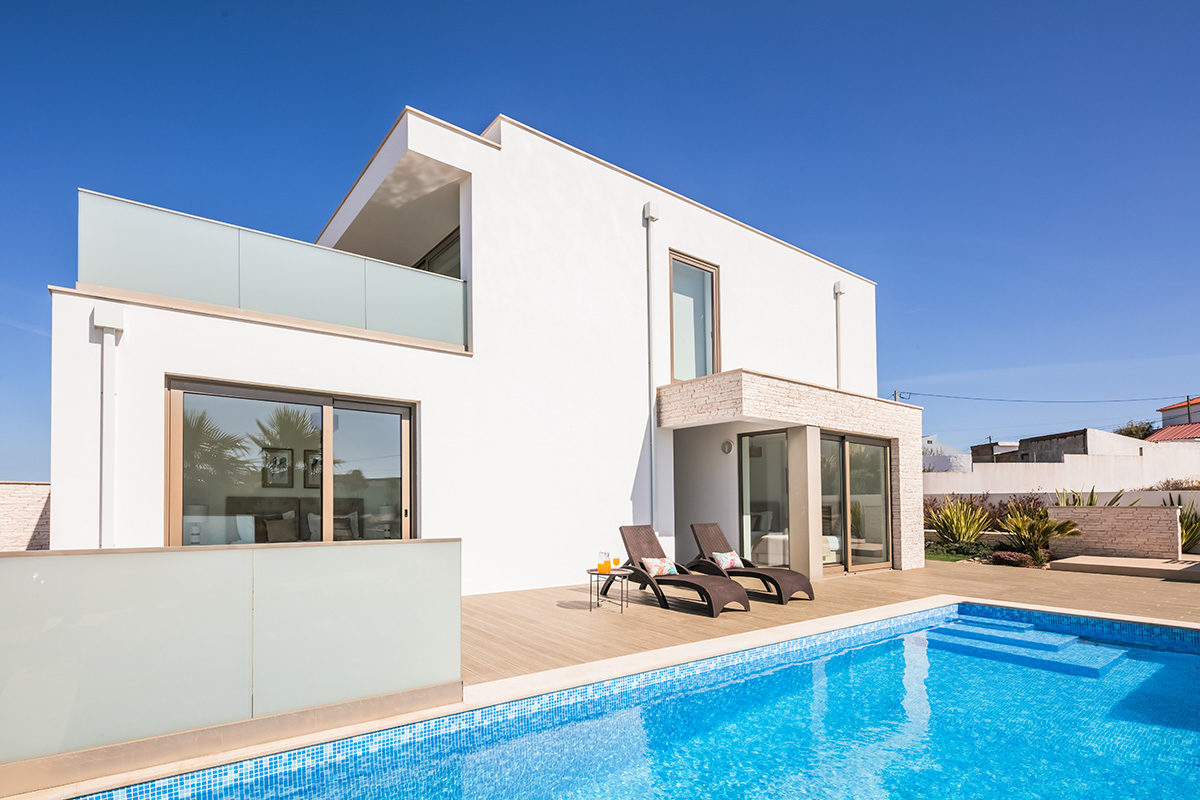 PANORAMIC SEA VIEW VILLA WITH PRIVATE POOL | 4 BEDROOMS, SLEEPS 8 | AIR  CONDITIONING