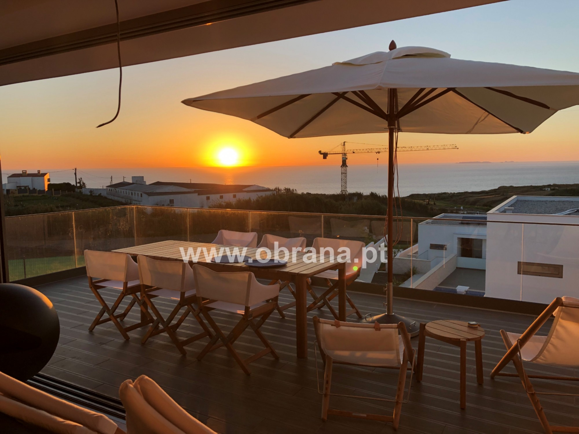 PANORAMIC SEA VIEW VILLA WITH PRIVATE POOL  | 3 BEDROOMS, SLEEPS 6 | AIR CONDITIONING | WIFI | BEACH | SURF